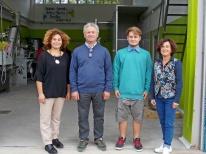 Alberto, Pia, Ottavia, Eugenio