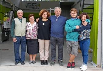 La famiglia Bellesi